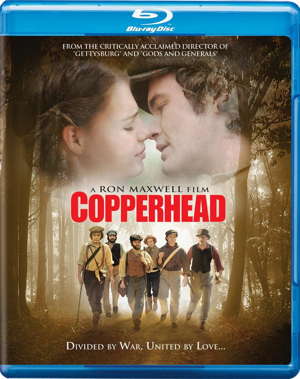 Copperhead The Movie DVD